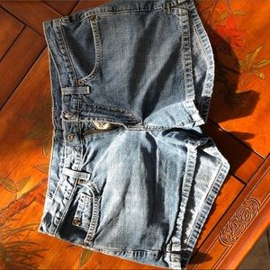 Lucky Brand dungarees shorts